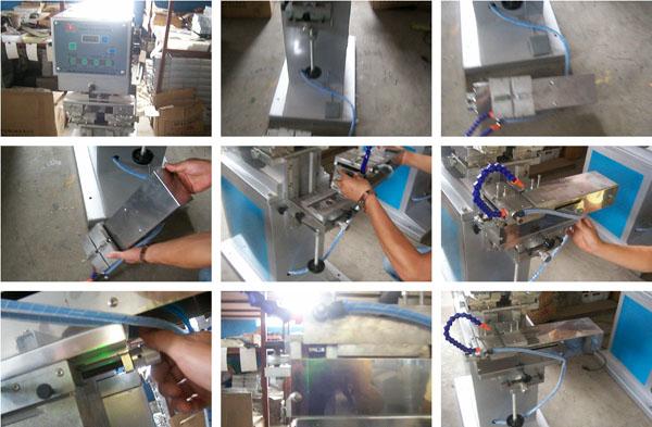 Tampon Baskı Makineleri Kullanım Kılavuzu