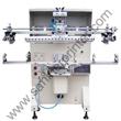 GYS-150 Yuvarlak Serigrafi Baskı Makinesi