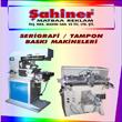 Tampon ve Serigrafi Makineleri Kataloğu