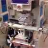 YYS-100-100 Tek Renk 10x10cm Yuvarlak Tampon Baskı Makinesi