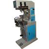 YYC-125-100 İki Renk 10x10cm Açık Hazne Tampon Baskı Makinesi