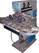 YYC4-175-150 Konveyörlü Tampon Baskı Makinesi (10x15cm Açık Hazne)