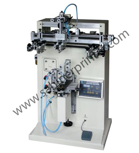 GYS-300 Otomatik Serigrafi Baskı Makinesi